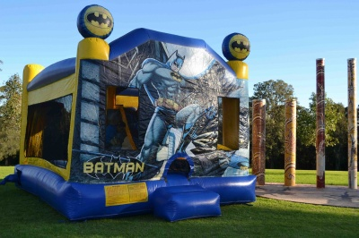 Batman C4 Combo Jumping Castle