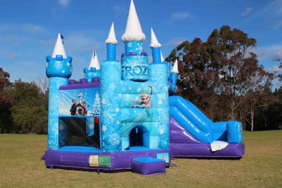 Frozen 5in1 Combo Jumping Castle