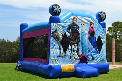 Disney Frozen C4 Combo Jumping Castle